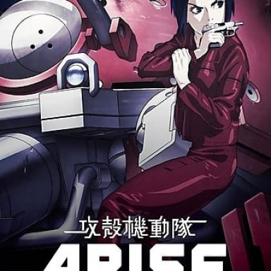 Ghost in the Shell: Arise – Border 1: Ghost Pain (2013)